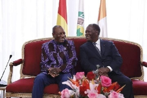Conde and Ouattara changed their constitutions to run for third term