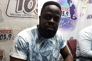 Highlife legend, Ofori Amponsah