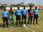 2020/21 GPL: King Faisal records first win after beating Inter Allies 1-0
