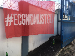 ECG staff may lose their jobs for staging strike