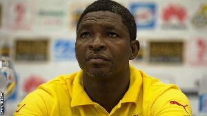 Former Asante Kotoko coach, Maxwell Konadu