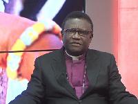 Chairman of the National Peace Council, Most Reverend Professor Emmanuel Kwaku Asante