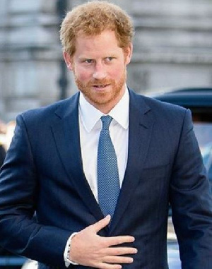 Prince Harry has officially arrived in California.
