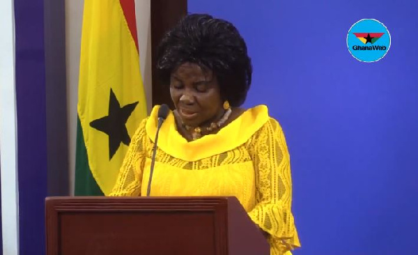 Mahama weeding not a big deal – Cecilia Dapaah