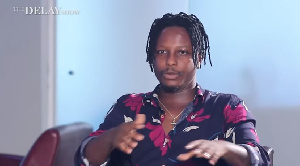Afrobeats artiste Kelvyn Boy