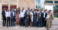 Business Leaders of Citi FM's hello Kigali tour with some Rwanda public service officials