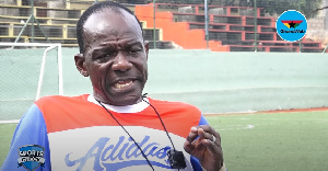 Veteran Ghanaian goalkeeper, Abukari Damba