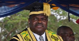 Former Vice-Chancellor of University of Ghana, Professor Ernest Aryeetey