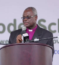 Most Reverend Dr Robert Aboagye-Mensah