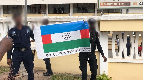 Why Ghana must not laugh off Western Togoland secessionist movement - Security Expert reveals
