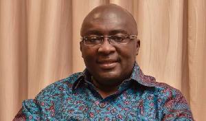 Vice President, Dr. Mahamudu Bawumia