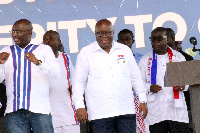 According to Akufo-Addo, Ghanaians will reward the NPP with another victory in 2020 polls