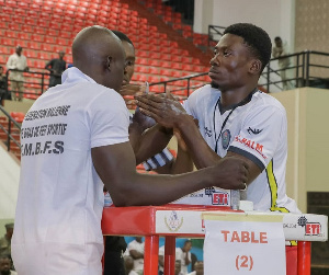 The 2020 Africa Armwrestling Championship has been suspended