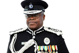 James Oppong-Boanuh, Inspector-General of Police (IGP)