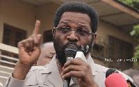 Metropolitan Chief Executive of Accra, Alfred Oko Vanderpuijie