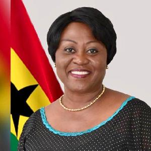 Martha Ama Akyaa Pobee, Ghana's Permanent Mission to the United Nations