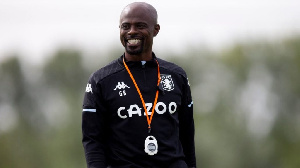 Ghanaian-born Dutch coach, George Boateng