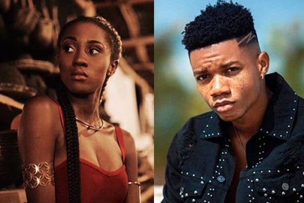 Our mothers think we are dating - Cina Soul on her \'relationship\' with KiDi