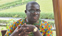 NPP's Youth Organizer, Sammy Awuku