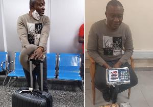 Brazilian-based Nigerian drug kingpin, Ejiofor Felix Enwereaku