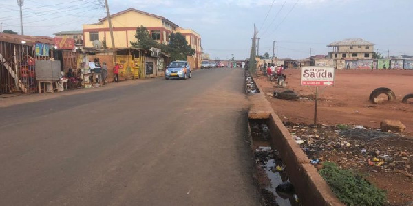 Govt fixing Madina roads for political gains – Assemblyman