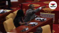 Minister of Education Matthew Opoku Prempeh in Parliament on Thursday