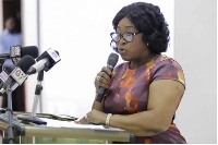 Shirley Ayorkor Botchwey, Minister for Foreign Affairs and Regional Integration