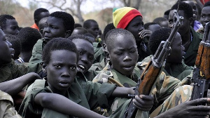 Child soldiers recruited by jihadists in Burkina Faso