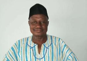 Former Member of Parliament for Bolgatanga constituency, David Apasera