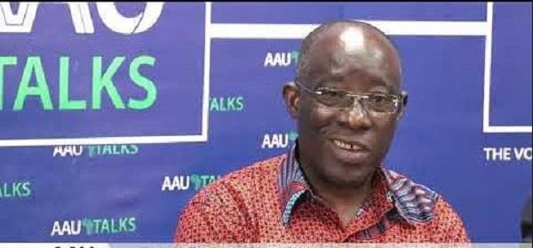 Professor Obeng Mireku, Chairman, Governing Council, University of Education, Winneba