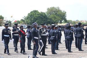 Police Ladies Grad