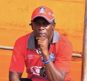 Ghana U-20 coach, Yaw Preko