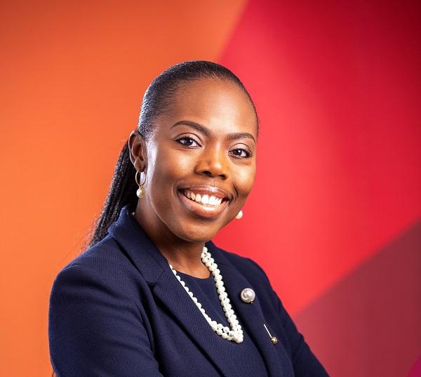 Abena Osei-Poku, Managing Director of Absa Bank Ghana Limited
