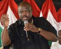 Joshua Hamidu Akamba is Deputy National Organiser of the NDC