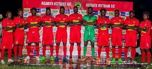 Asante Kotoko team