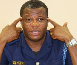 Ghana Taekwondo Chief Frederick Lartey Otu