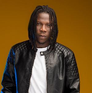 Dancehall Musician, Stonebwoy