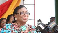 Mrs Rebecca Akufo-Addo