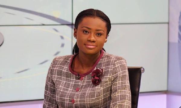 News anchor, Natalie Fort