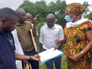 The groundnuts processing factor is under GOG 1D1F