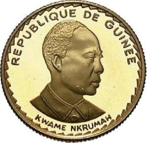 Kwame Nkrumah on Guinea's five sylis