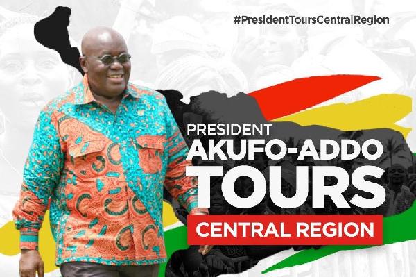 I didn't promise Cape Coast a harbour  - Akufo-Addo