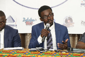 Nana Appiah Mensah was CEO of Menzgold