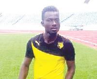 Aikins Baffour