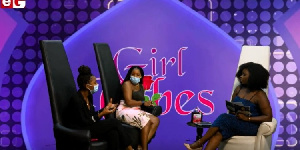 Yvonne Afare made her submission on the Girl Vibes show