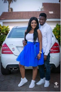 A-Plus and Akosua Vee