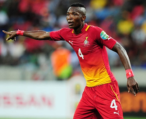 Africa Cup of Nations is stronger than the World Cup- John Paintsil