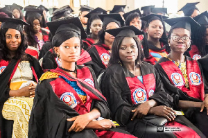 Second batch of students from the Pentecost skills Development Center (PSDC)