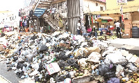 The most affected places are the Agbogbloshie, Kaneshie and Mallam markets
