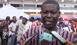 Parliamentary candidate hopeful, Reginald Niibi Ayi-Bonte